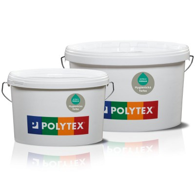 Highly-washable hygienic interior paint